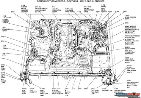 car engine manuals 2005 ford thunderbird electronic valve ford thunderbird 5 0 1986 auto images and specification
