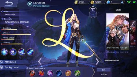best assassin lancelot best assassin build 2018 mobile legends
