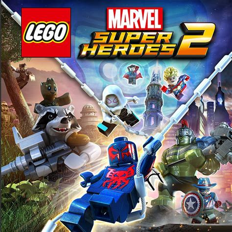 lego marvel heroes 2 switch ps4 xb one cheats walkthrough dlc guide unofficial books lego marvel heroes 2 now available for nintendo
