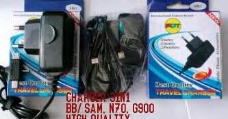 Grosir Acc Hp Kabel Cumi 5 In 1 Bisa Digantung Murah charger 3 in 1 fdt lumbung acc sby grosir supplier importir acc hp speaker dll pin bb