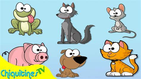 imagenes infantiles animales el sonido de los animales canci 243 n infantil aprende los