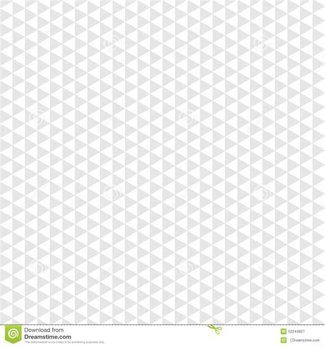 pattern gray white seamless pattern gray triangle on white background stock
