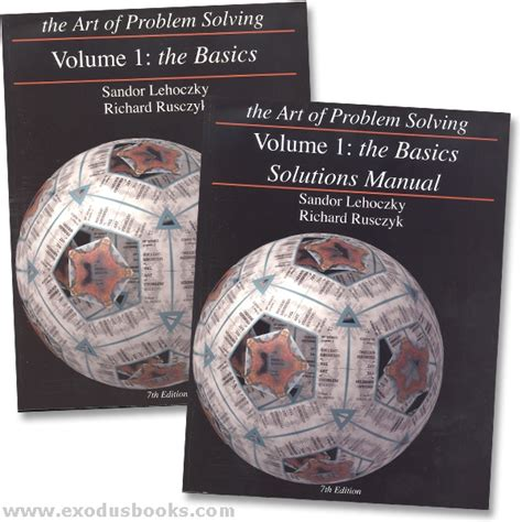 the of problem solving vol 1 the basics of problem solving volume 1 text solutions