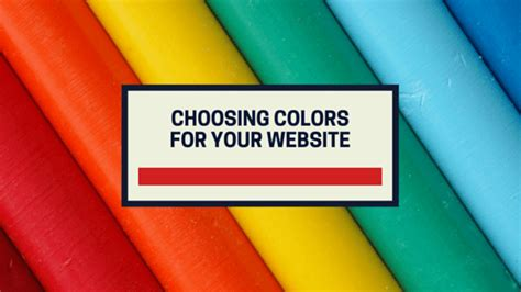 understanding color schemes choosing colors for your website web ascender choosing colors for your website best 10 website builders