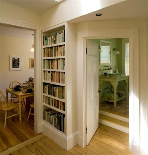 builtin bookshelves hallway ideas decoist
