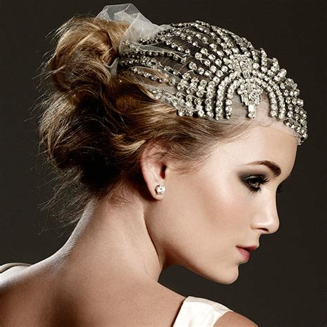 Wedding Headpiece by Bridal Headpieces Arabia Weddings