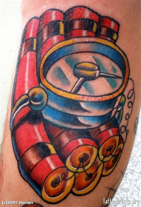 atomic bomb tattoo designs 41 best time bomb designs images on