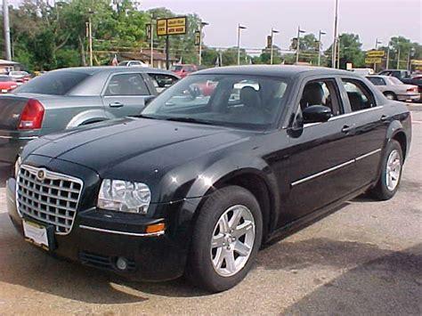 Used Chrysler 300 by Used Chrysler 300 Black