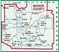 map of marion county florida buildable lots affordable vacant land in marion county fl