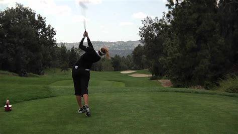 paula creamer golf swing paula creamer s sexy swing youtube