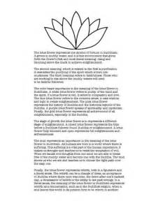 Lotus Flower Color Meaning 17 Best Ideas About Lotus Flower Meanings On