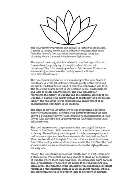 Outline In Color Ive Had This Before Meaning by 17 Best Ideas About Lotus Flower Meanings On Tattoos Zen And Lotus
