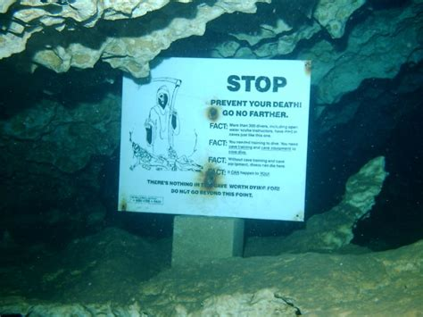 Lake Berryesa by Devil S Den Fl Cave Warning