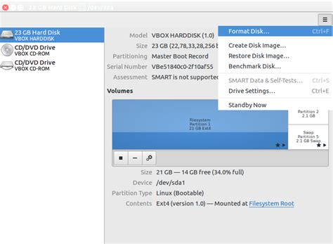 format html ubuntu how to format pen drive in ubuntu be open source