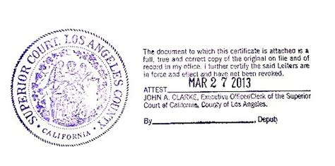 Orange County Ca Divorce Records Divorce Decree California Apostille