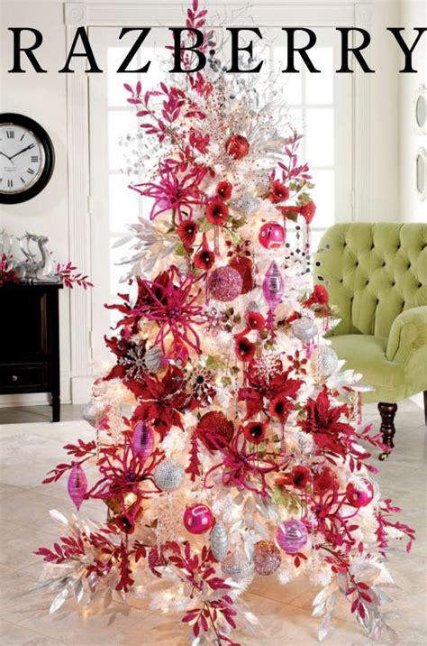 white tree themes 7 beautifully festive tree themes celebrating