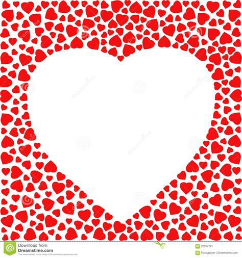free templates for shaped greeting cards border with hearts greeting card design template
