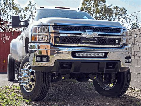 Silverado Light Bar by 2007 2015 Chevy Silverado Gmc Vehicle Specific