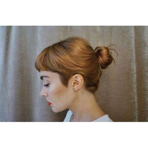 short hairstyles with fringe sideburns 17 best ideas about short fringe on pinterest short