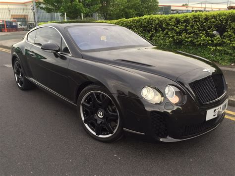 bentley gtc gt continental2004 2009 supersport kit