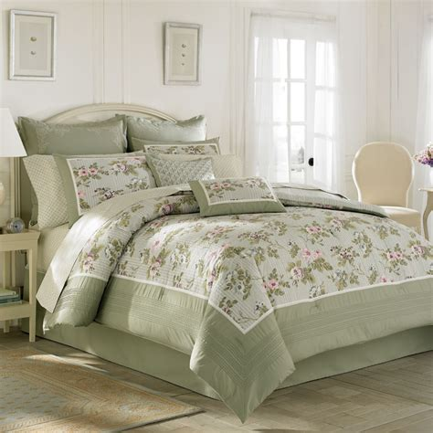 Bedroom Comforter Beddingstyle Laura Ashley Avery