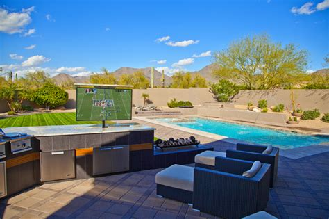 backyard home theater everything is better the sun 5 awesome outdoor