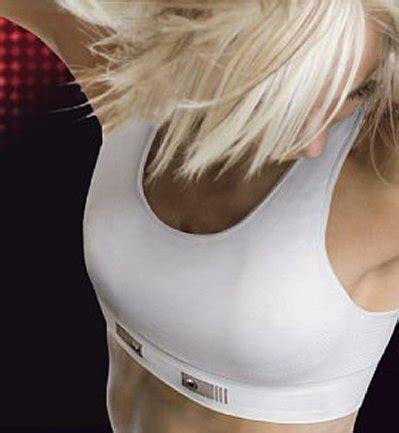 Bra Sport Hearts sports bra with sensor built in