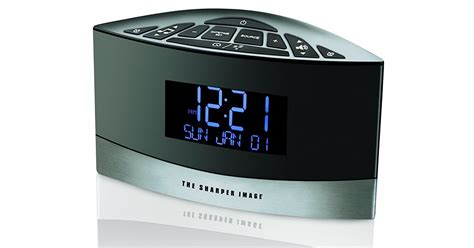 highest rated sound machines  alarm clocks