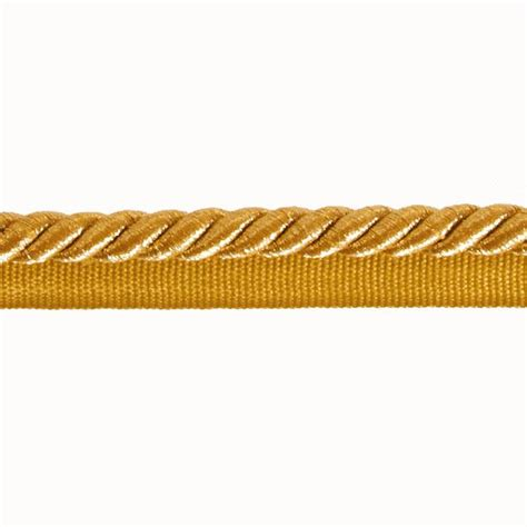 Upholstery Trim Cord by Expo 3 8 Quot Nicholas Lip Cord Trim Metallic Gold Discount