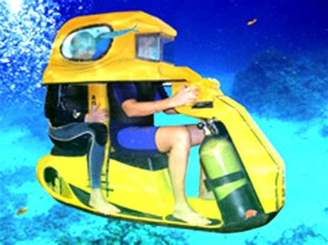 aqua star usa creates a two man underwater scooter - Water Scooter Toronto