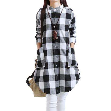 Midi Slit Tunik aliexpress buy winter blouses for tunic