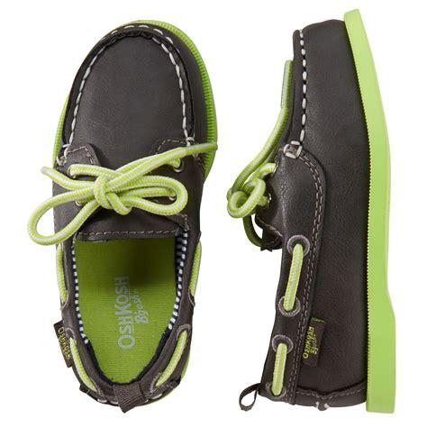 oshkosh boat shoes oshkosh boat shoes carters
