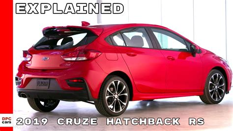 2019 Chevy Cruze by 2019 Chevy Cruze Rs Hatchback 2019 2020 Chevy