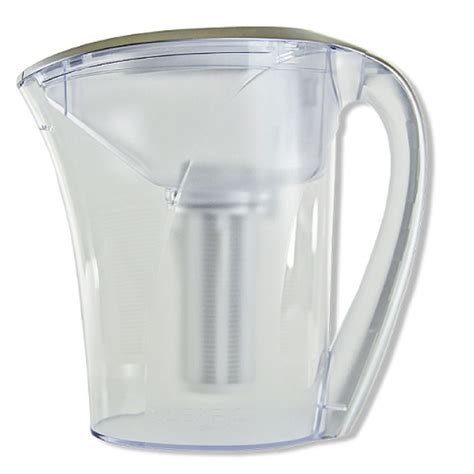 clear2o 6 glass capacity gravity advanced filter water pitcher grp200 the home depot