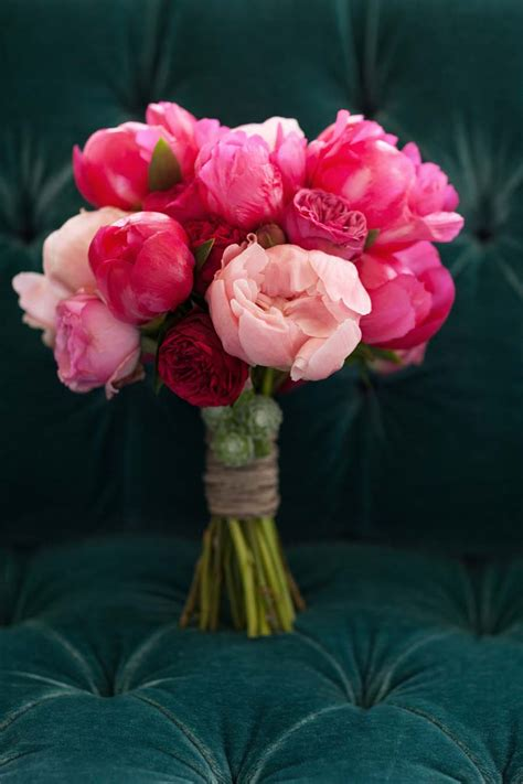 pink peonies wedding peony pink wedding inspiration colour ideas