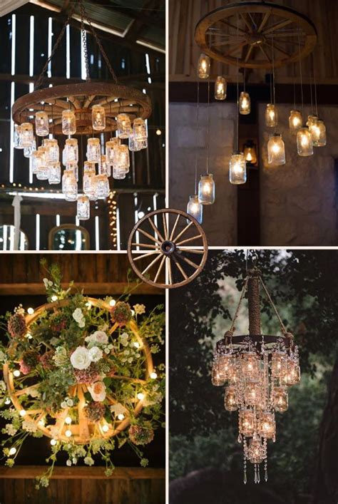 Diy Wagon Wheel Chandelier 1000 Ideas About Wagon Wheel Chandelier On Pinterest