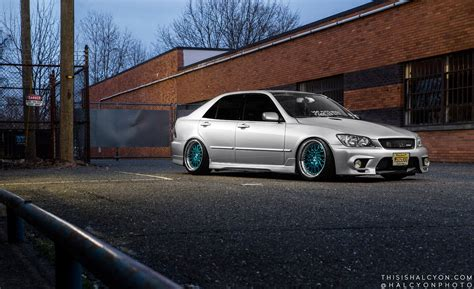 modified lexus is300 lexus is300 sedan cars modified wallpaper 1600x977