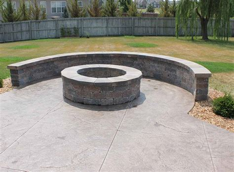 build pit concrete new diy pit on concrete patio how to build diy