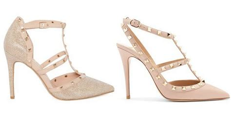 Heels Replika Valentino Cantik 163 14 primark shoes that could be the best designer knockoff yet derby telegraph