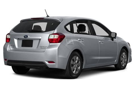 subaru hatchback impreza 2015 subaru impreza price photos reviews features