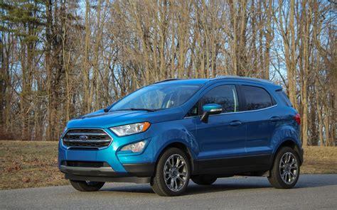 subaru ford comparison ford ecosport titanium 2018 vs subaru