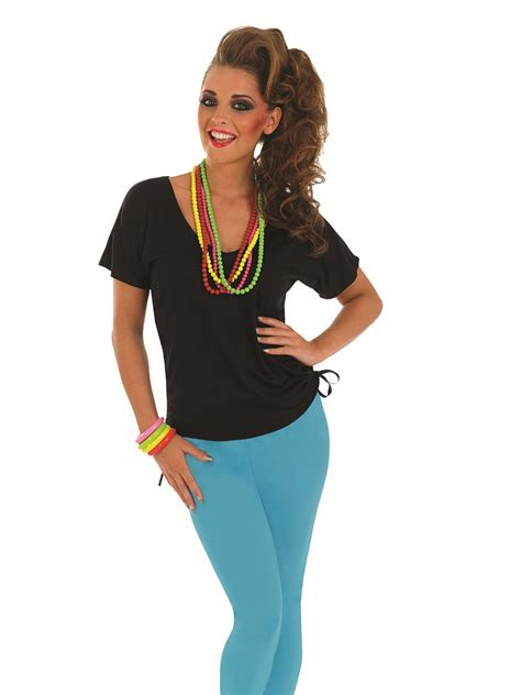 The 80s Is Back In Dress Form by 80s Costume Fs3634 Fancy Dress