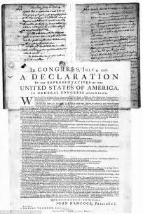 Security Or Freedom And Independence Essay by The Declaration Of Independence Essay