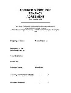 Short Term Tenancy Agreement Template Free doc 581747 free tenant agreement doc581747 tenancy