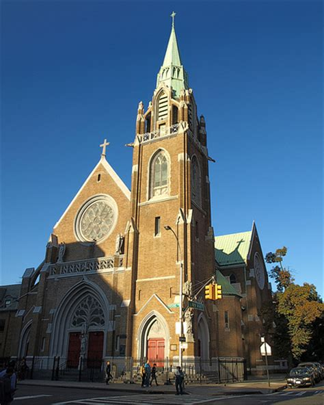 Garden City Ny Catholic Church Presentation Of The Blessed Catholic