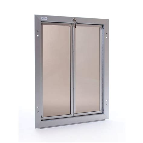 plexidor performance pet doors 9 in x 12 in door mount