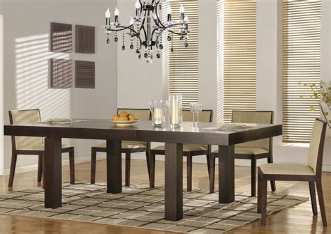 modern dining room set chicago furniture contemporary dining set