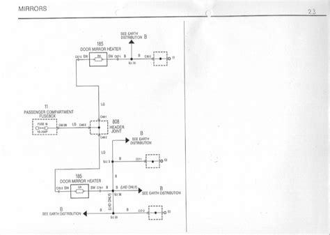 100 bmw e46 wing mirror wiring diagram skene lights