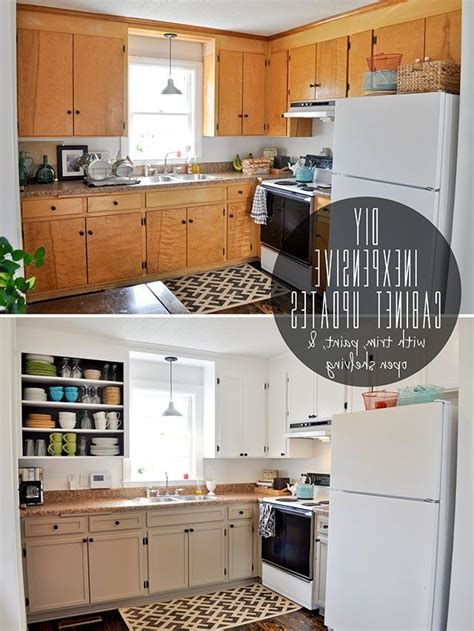 25 best ideas about old kitchen cabinets on pinterest painting old wood kitchen cabinets