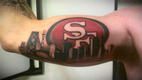 49ers tattoos designs 49er tattoos sf 49ers